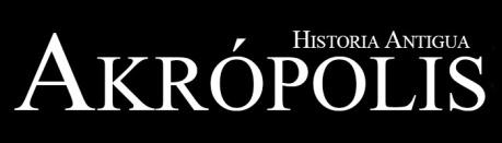 logo letras akropolis