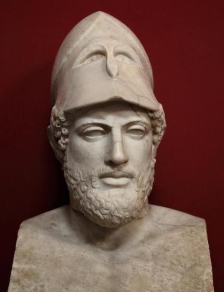 Pericles Museo Vaticano