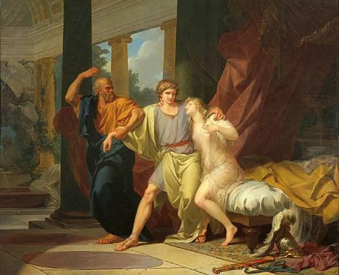 Socrates-Alcibiades