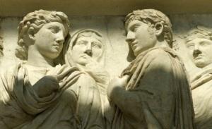 Antonia la Menor y Druso